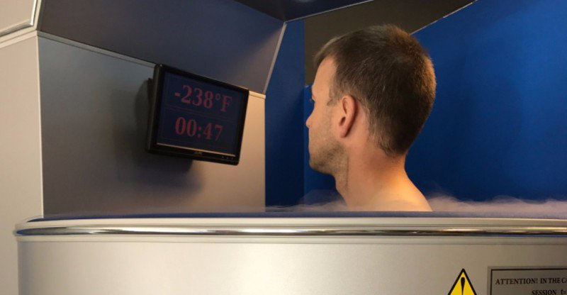 Improve Your Health With Whole-Body Cryotherapy